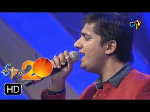 Krishna Chaitanya Performance - Mana Mana Mental Madhilo Song in Kurnool ETV @ 20 Celebrations