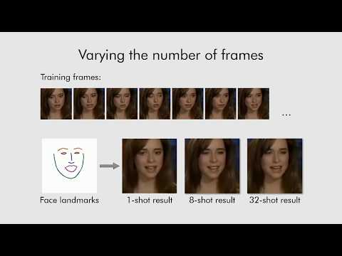 Samsung's new AI can create talking avatars with a single photo