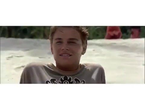 the beach (2000) - young leo