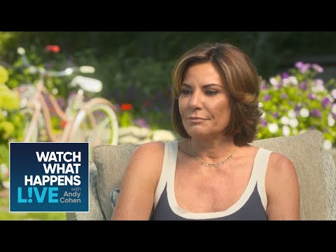 Does Luann Blame Tom For The Divorce?  RHONY  WWHL