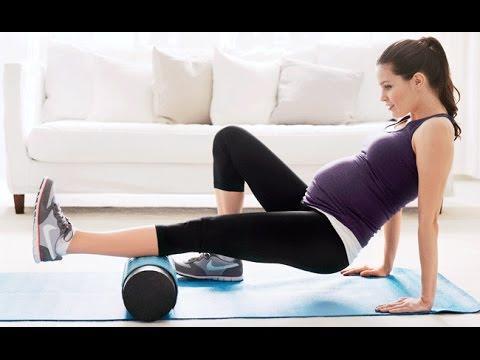 Фитнес упражнения для беременных видеоуроки