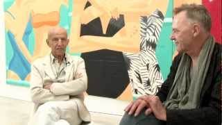 Alex Katz interview: 'I had to figure out painting by myself'