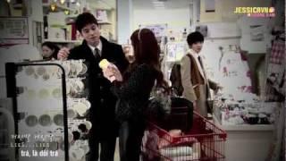 [Vietsub|Kara] Painful - Dong Woo (Wild Romance OST)