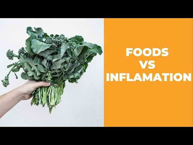 Top 7 Anti-inflammatory Diet Foods For YOU at ( Grocery Stores )