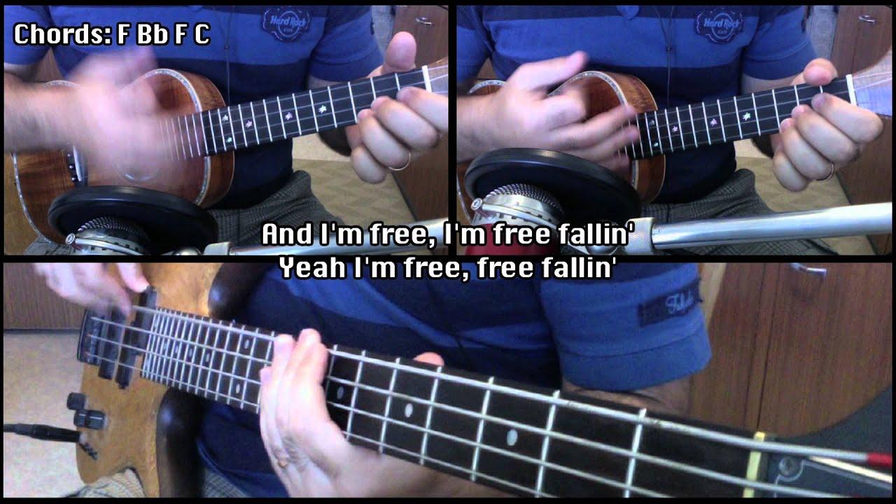 Tom petty free fallin ukulele cover youtube tom petty free fallin ukulele cover hexwebz Image collections