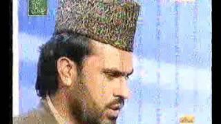 Syed Zabeeb Masood Bukhari Live in QTV programme NAAT KAINAAT