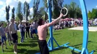 Коля Коновалов Фристайл 1-е место \ Street Workout Freestyle 1th place