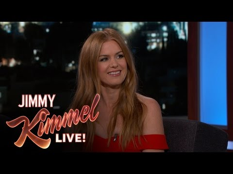 Thumbnail: Isla Fisher on Making Out with Zach Galifianakis & Gal Gadot