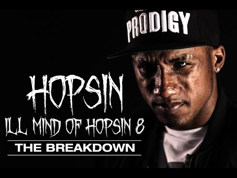 Hopsin - Ill Mind of Hopsin 8 (In-Studio Performance)