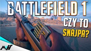 BATTLEFIELD 1 Multiplayer - CARCANO M91
