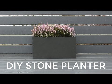 diy-stone-planter