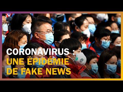 Coronavirus: une épidémie de fake news