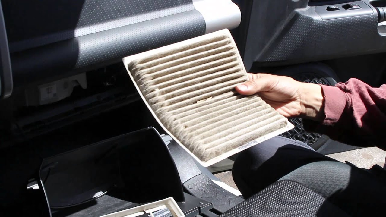 How To Change A Vehicle Cabin Air Filter 1 Stop Auto Shop