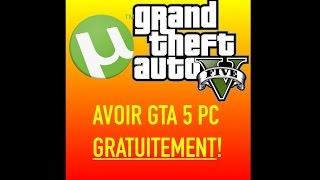 TUTO CRACK - Avoir GTA 5 pc gratuitement!