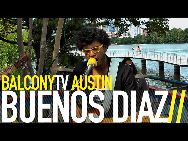 BUENOS DIAZ - CONCRETE HELL (Balcony TV)