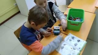 Собираем и тестируем роботов из конструктора Huna丨Урок робототехники