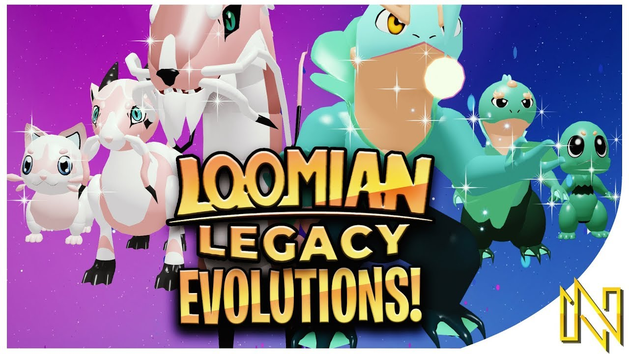 Gleaming Weevolt Dripple Evolutions Loomian Legacy Youtube