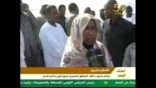 مشاعر الدولب تتفقد المناطق المتضررة بالسيول فى شرق النيل   YouTube