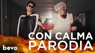 PARODIA CON CALMA - Daddy Yankee & Snow - iPantellas
