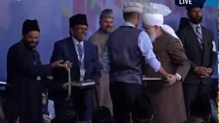 Jalsa Salana UK 2016  Ahmadiyya Peace Prize and Academic Awards Distribution