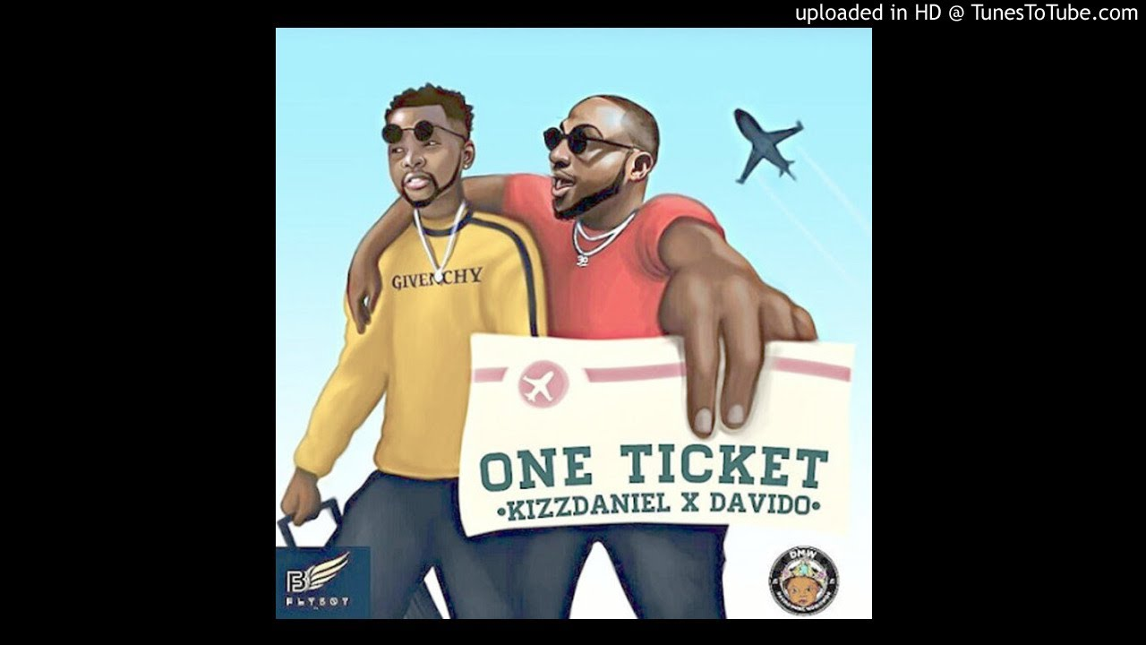 Download Kizz_Daniel_ft_Davido_-_One_Ticket_Mp3bullet.ng