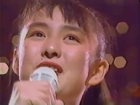 【HD】 藤谷美紀/応援してるからね (1988年ファーストコンサートLIVE)