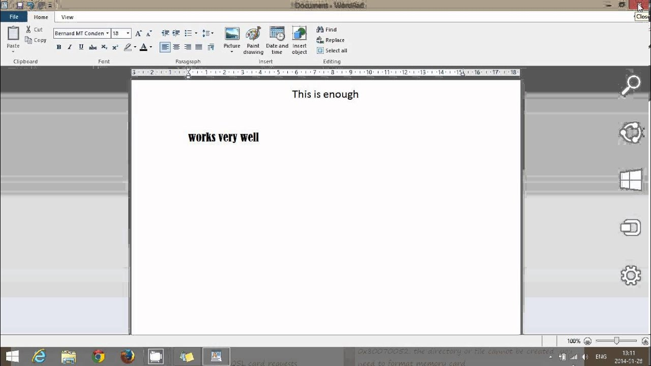 How to Write a Letter in Microsoft Word