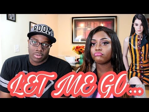 Hailee Steinfeld, Alesso – Let Me Go | Couple Reacts
