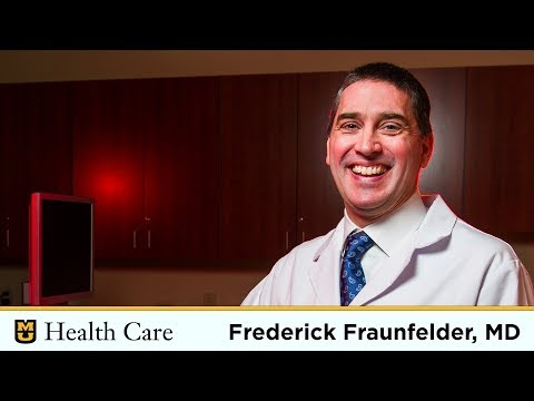 Ophthalmology: Frederick Fraunfelder, MD