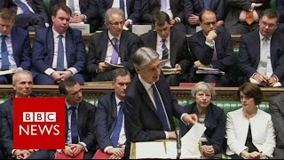 Budget 2017  Self employed hit by Budget tax rise   BBC News