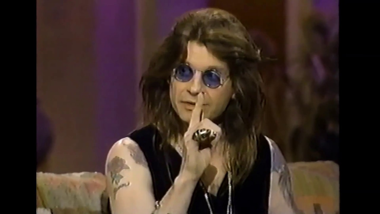 Download OZZY has FUN with WHOOPI