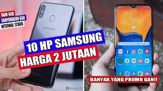 Oke temen-temen pada kesempatan kali ini kita akan membahas 5 HP Samsung Galaxy harga 2 jutaan terba.