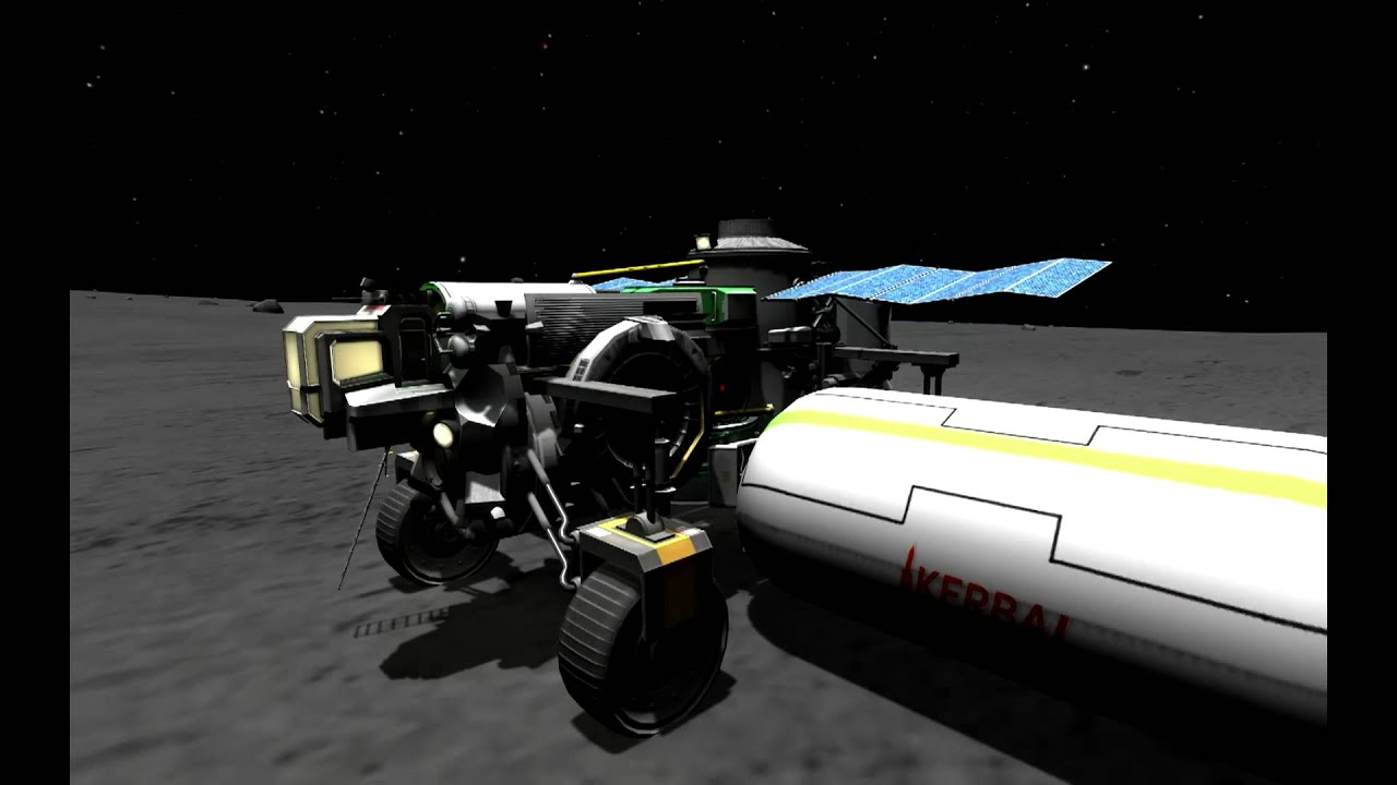 ksp mars exploration rover - photo #21