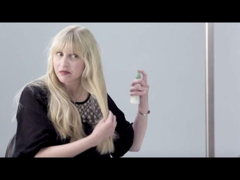 Aveda How-To | Dry Shampoo & Conditioner Between Washes Hairstyles