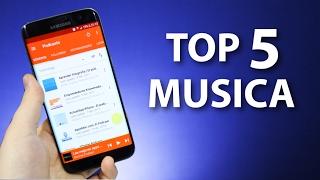 Mejores REPRODUCTORES DE MUSICA para Android - 2017