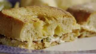 Sandwich Recipes - How To Make Grilled Cheese