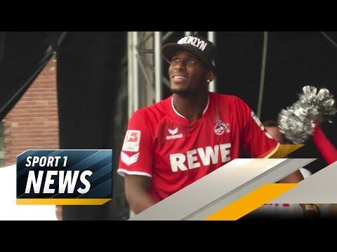 Bleibt Anthony Modeste doch beim 1. FC Köln?   SPORT1 – Der Tag