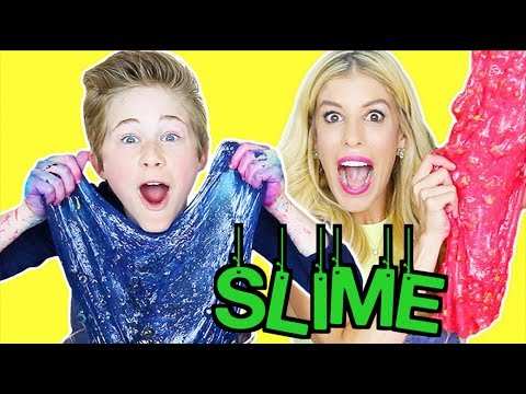 Thumbnail: ULTIMATE CEREAL SLIME CHALLENGE WITH REBECCA ZAMOLO!!