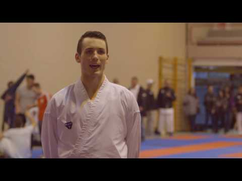 Karate Star Thomas Scott and his high expectations ahead of the upcoming Karate World Championships