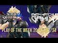 EMG Smash 4 Play of the Week 2018 - Episode 33 + 34 (SSB4, Super Smash Bros Wii U)