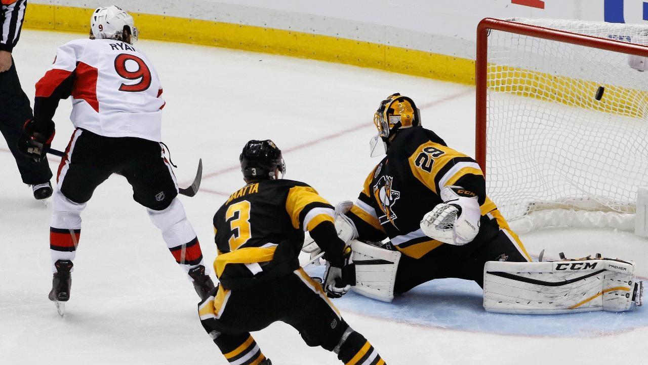 Penguins' Olli Maatta: Scores opening goal in Game 4 win