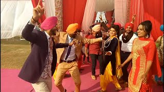 bhangra punhabi  been baja dance  nachar with jaanmahal video