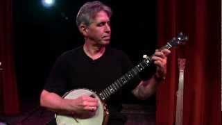 Maple Leaf Rag - Sleeper's Awake - clawhammer banjo - Michael J. Miles