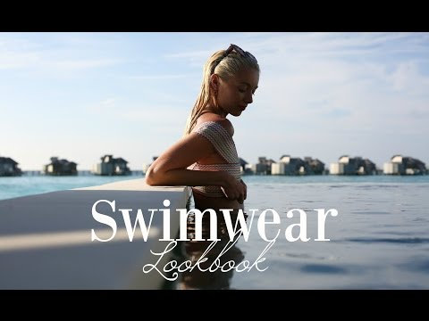 SWIMWEAR LOOKBOOK   |   Bikini & Swimsuit Styles for 2017   |    Fashion Mumblr