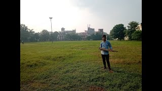 PLAYING CRICKET AFTER 3.5 YEARS !!