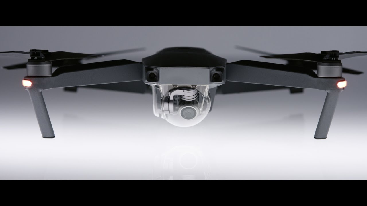 DJI - Introducing the DJI Mavic