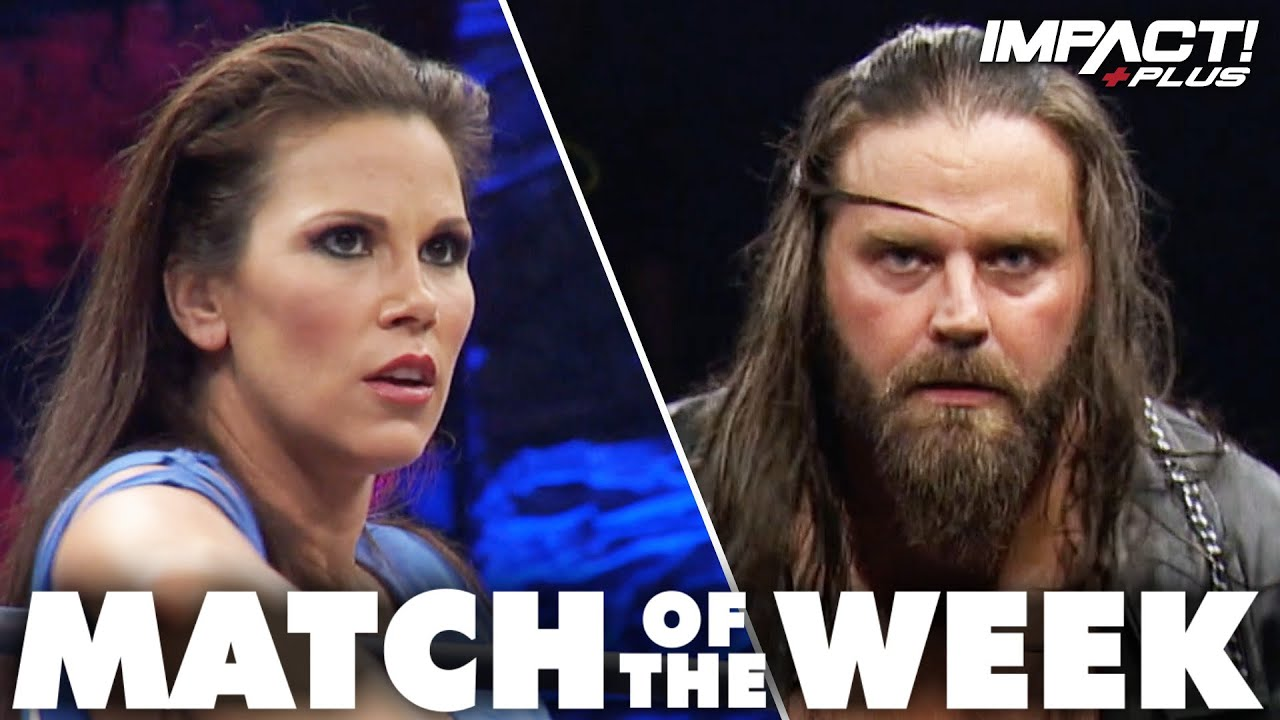 Mickie James & Magnus vs James Storm & Serena Deeb: FULL MATCH | IMPACT Wrestling Full Matches
