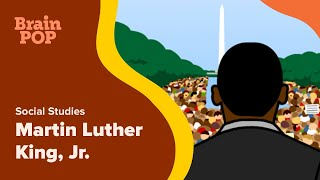 The Legacy of Dr. Martin Luther King Jr. | BrainPOP