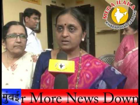 bhandup marathi medium pragati vidyamandir school chhatraon ki sankhya kam hoti jaa rahi