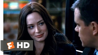 The Adjustment Bureau (2011) - Elise on the Bus Scene (2/10) | Movieclips